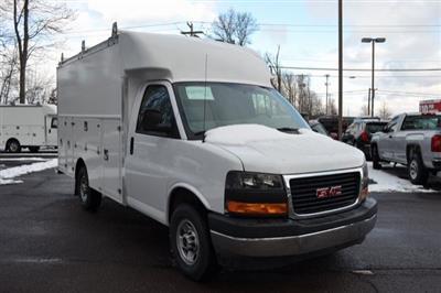 2019 Savana 3500 4x2,  Supreme Service Utility Van #Q59022 - photo 8