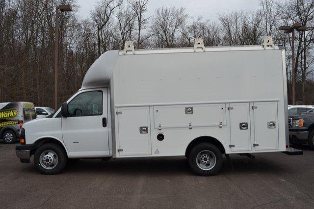2019 Savana 3500 4x2,  Supreme Spartan Service Utility Van #Q59039 - photo 3