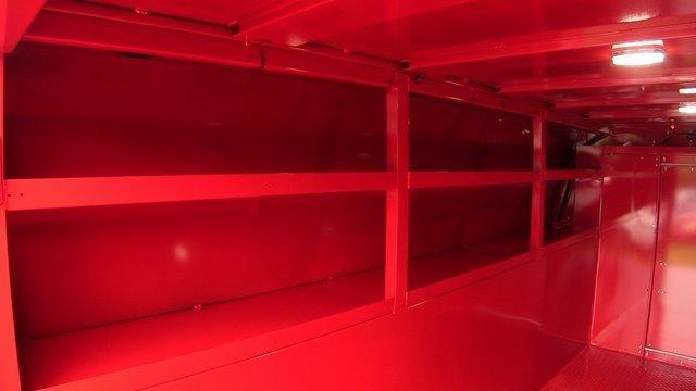 2019 Savana 3500 4x2,  Reading Aluminum CSV Service Utility Van #Q59048 - photo 32