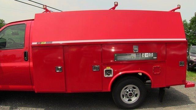 2019 Savana 3500 4x2,  Reading Aluminum CSV Service Utility Van #Q59048 - photo 6