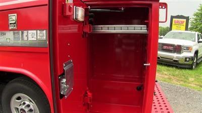 2019 Savana 3500 4x2,  Reading Aluminum CSV Service Utility Van #Q59048 - photo 12