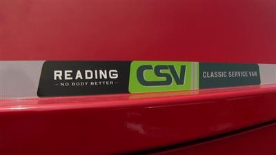 2019 Savana 3500 4x2,  Reading Aluminum CSV Service Utility Van #Q59048 - photo 7