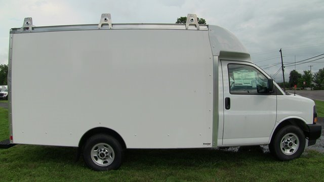 2019 Savana 3500 4x2,  Supreme Spartan Cargo Cutaway Van #Q59067 - photo 11