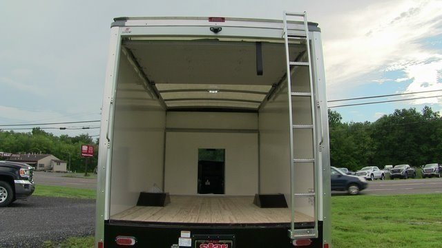 2019 Savana 3500 4x2,  Supreme Spartan Cargo Cutaway Van #Q59067 - photo 27