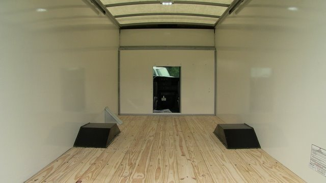 2019 Savana 3500 4x2,  Supreme Spartan Cargo Cutaway Van #Q59067 - photo 30