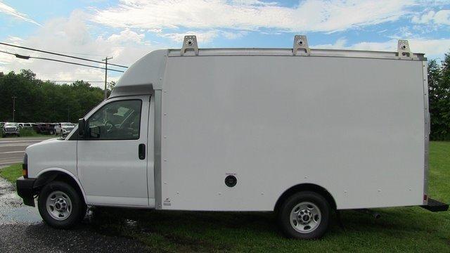 2019 Savana 3500 4x2,  Supreme Spartan Cargo Cutaway Van #Q59067 - photo 5