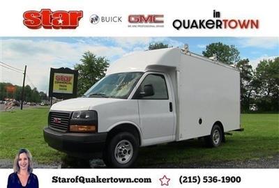 2019 Savana 3500 4x2,  Supreme Spartan Cargo Cutaway Van #Q59067 - photo 1