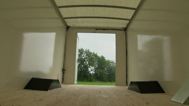 2019 Savana 3500 4x2,  Supreme Spartan Cargo Cutaway Van #Q59068 - photo 31
