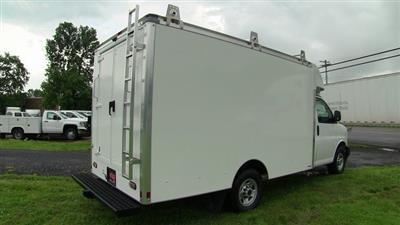 2019 Savana 3500 4x2,  Supreme Spartan Cargo Cutaway Van #Q59068 - photo 2
