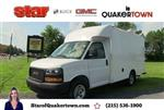 2019 Savana 3500 4x2, Supreme Spartan Cargo Cutaway Van #Q59076 - photo 1