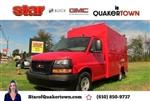 2019 Savana 3500 4x2,  Reading Service Utility Van #Q59084 - photo 1