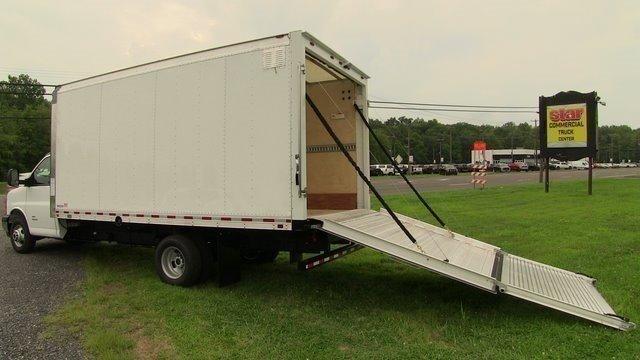 2019 Savana 4500 4x2,  Morgan Cutaway Van #Q59089 - photo 1