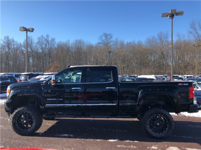 2017 Sierra 2500 Crew Cab 4x4, Pickup #QC57051B - photo 5
