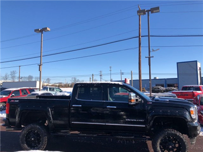 2017 Sierra 2500 Crew Cab 4x4, Pickup #QC57051B - photo 11