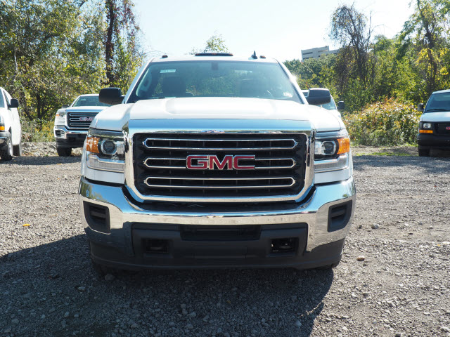 2016 Sierra 2500 Regular Cab 4x4, Cab Chassis #G16813 - photo 9