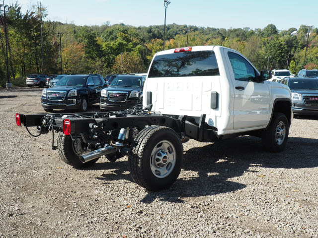 2016 Sierra 2500 Regular Cab 4x4, Cab Chassis #G16813 - photo 2