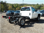 2016 Sierra 2500 Regular Cab 4x4, Cab Chassis #G16813 - photo 1