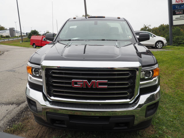 2016 Sierra 2500 Regular Cab 4x4, Cab Chassis #G16881 - photo 6