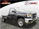 2016 Sierra 2500 Regular Cab 4x4, Cab Chassis #G16881 - photo 1