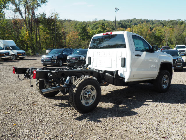 2016 Sierra 2500 Regular Cab 4x4, Cab Chassis #G16882 - photo 2