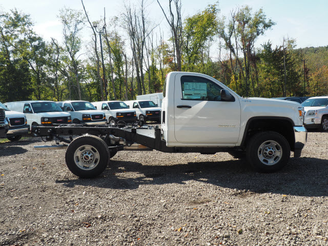 2016 Sierra 2500 Regular Cab 4x4, Cab Chassis #G16882 - photo 8