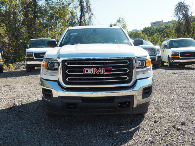 2016 Sierra 2500 Regular Cab 4x4, Cab Chassis #G16882 - photo 3