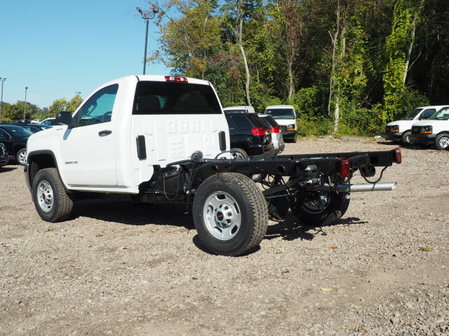 2016 Sierra 2500 Regular Cab 4x4, Cab Chassis #G16882 - photo 6