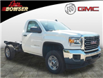 2016 Sierra 2500 Regular Cab 4x4, Cab Chassis #G16882 - photo 1