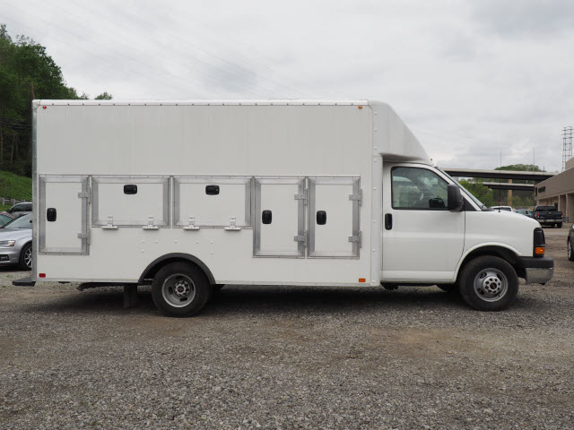 2016 Savana 3500, Bay Bridge Service Utility Van #G16962 - photo 3
