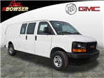 2017 Savana 3500 Cargo Van #G17654 - photo 1
