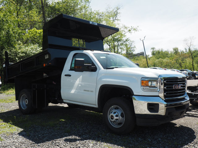 2017 Sierra 3500 Regular Cab, Rugby Dump Body #G17760 - photo 4