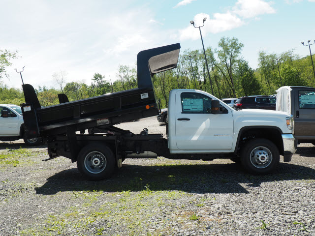 2017 Sierra 3500 Regular Cab, Rugby Dump Body #G17760 - photo 3