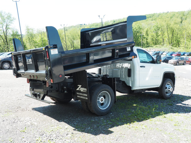2017 Sierra 3500 Regular Cab, Rugby Z-Spec Dump Body #G17760 - photo 2