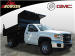2017 Sierra 3500 Regular Cab, Rugby Z-Spec Dump Body #G17760 - photo 1