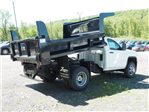 2017 Sierra 3500 Regular Cab, Rugby Dump Body #G17760 - photo 1