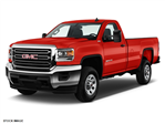 2017 Sierra 3500 Regular Cab 4x4, Cab Chassis #G17786 - photo 1
