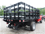2017 Sierra 3500 Regular Cab, Knapheide Stake Bed #G17812 - photo 1