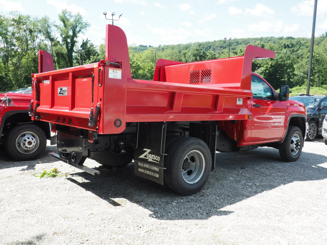 2017 Sierra 3500 Regular Cab, Rugby Z-Spec Dump Body #G17842 - photo 2