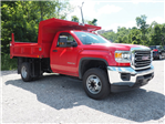 2017 Sierra 3500 Regular Cab, Rugby Z-Spec Dump Body #G17842 - photo 3