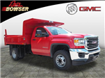 2017 Sierra 3500 Regular Cab, Rugby Z-Spec Dump Body #G17842 - photo 1
