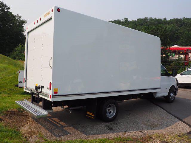 2021 GMC Savana 3500 DRW 4x2, Cutaway Van #G21449 - photo 1