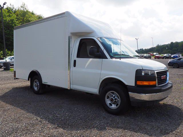 2021 Savana 3500 4x2,  Rockport Cargoport Cutaway Van #G21665 - photo 1