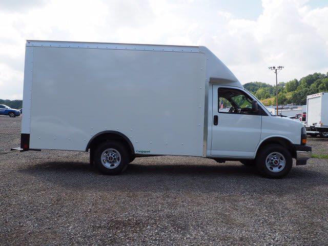 2021 Savana 3500 4x2,  Rockport Cargoport Cutaway Van #G21665 - photo 3