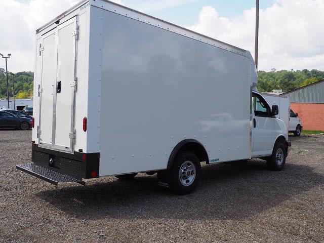 2021 Savana 3500 4x2,  Rockport Cargoport Cutaway Van #G21665 - photo 2