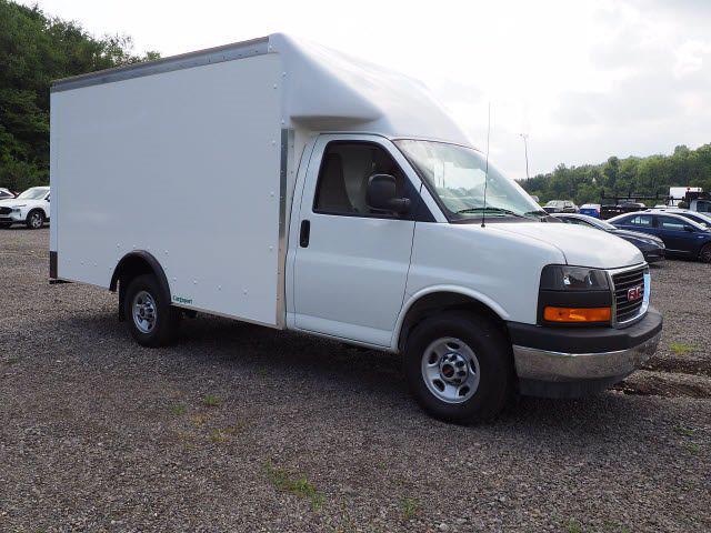 2021 Savana 3500 4x2,  Rockport Cargoport Cutaway Van #G21667 - photo 1