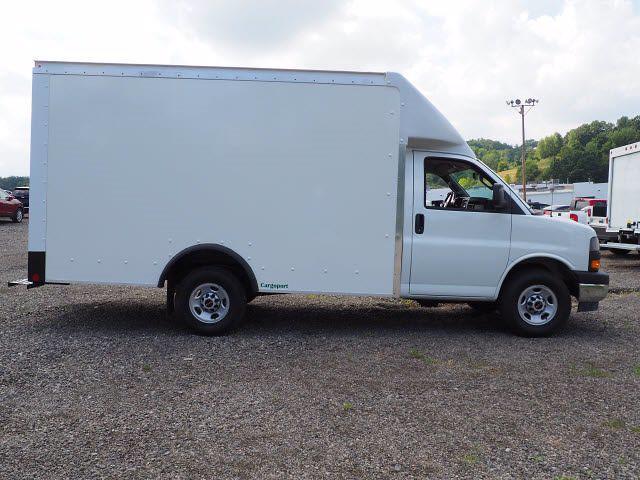 2021 Savana 3500 4x2,  Rockport Cargoport Cutaway Van #G21667 - photo 3