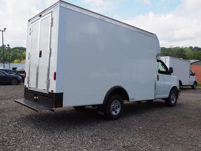 2021 Savana 3500 4x2,  Rockport Cargoport Cutaway Van #G21667 - photo 2