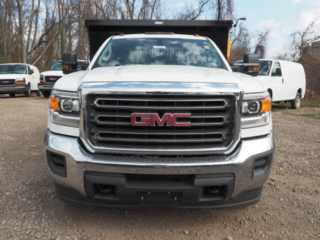 2016 Sierra 3500 Regular Cab 4x4, Dump Body #GT16946 - photo 3
