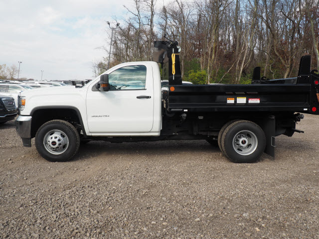 2016 Sierra 3500 Regular Cab 4x4, Dump Body #GT16946 - photo 5