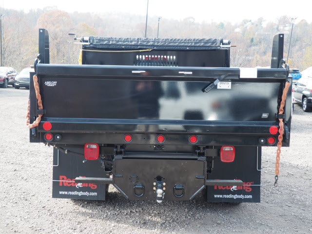2016 Sierra 3500 Regular Cab 4x4, Dump Body #GT16946 - photo 7